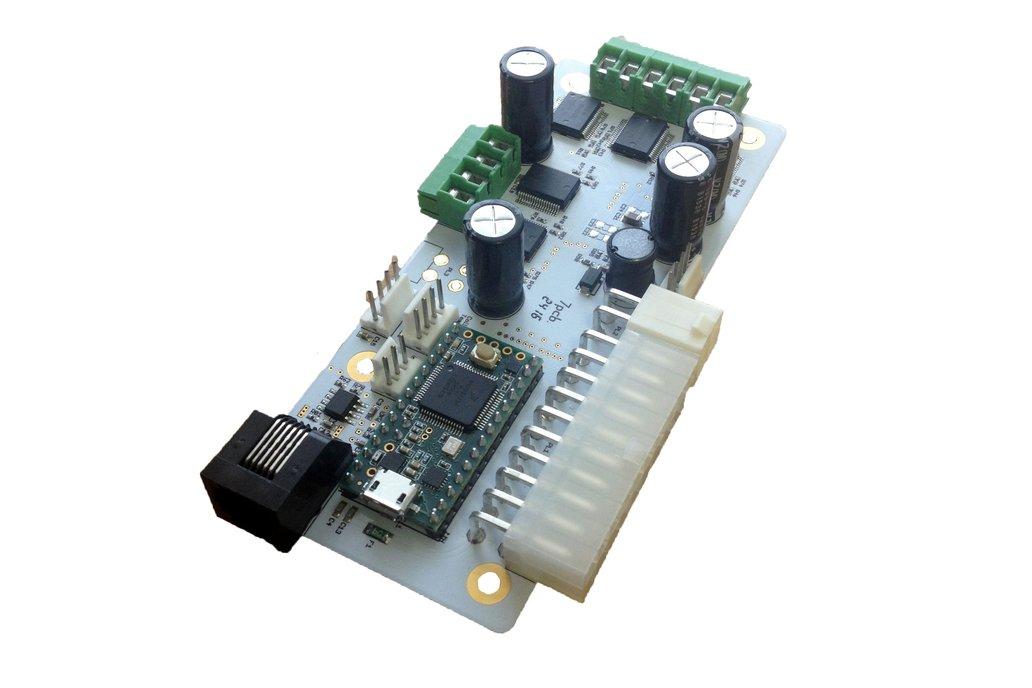 "IDL15-0142 Motion Control Board ""Blackbear"" 1"