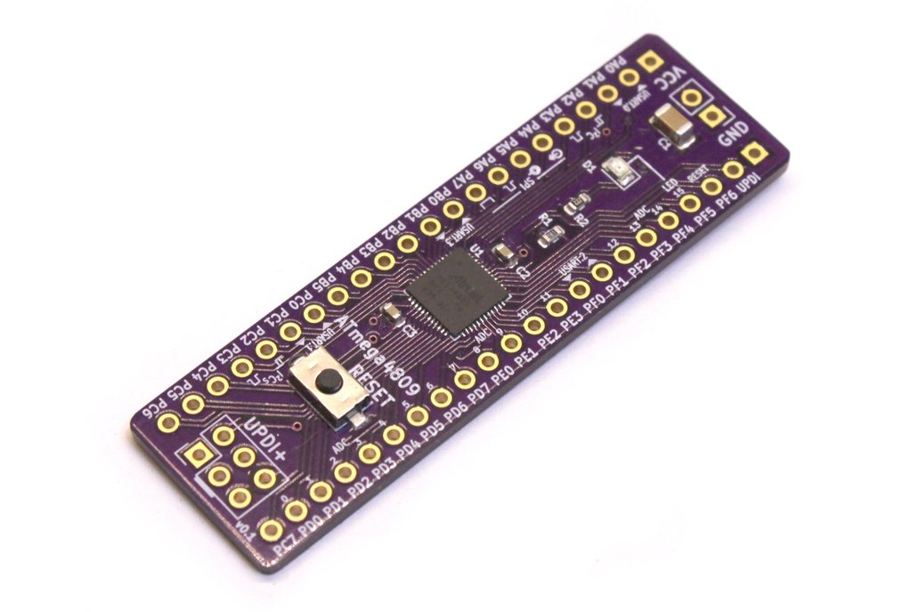 ATmega4809 Development Board 1