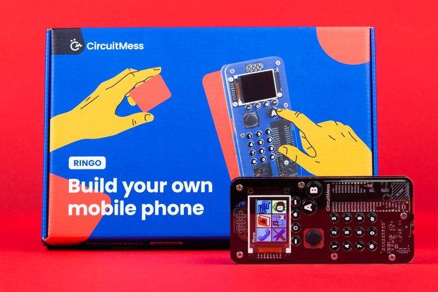 CircuitMess Ringo - DIY Mobile Phone Kit