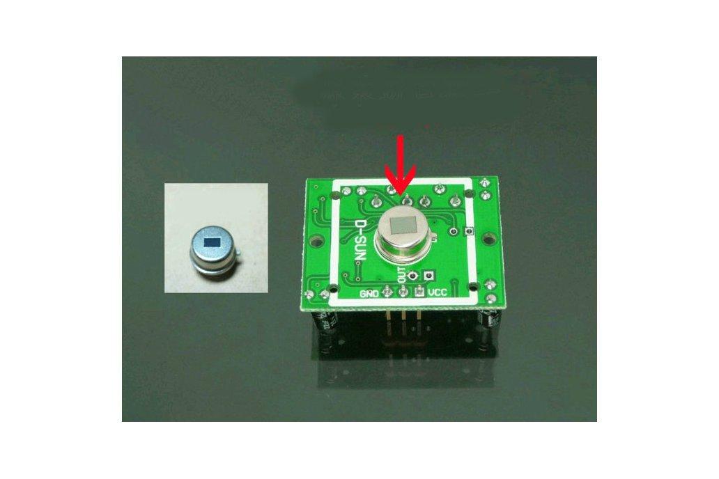 2pc Infrared sensing module 2