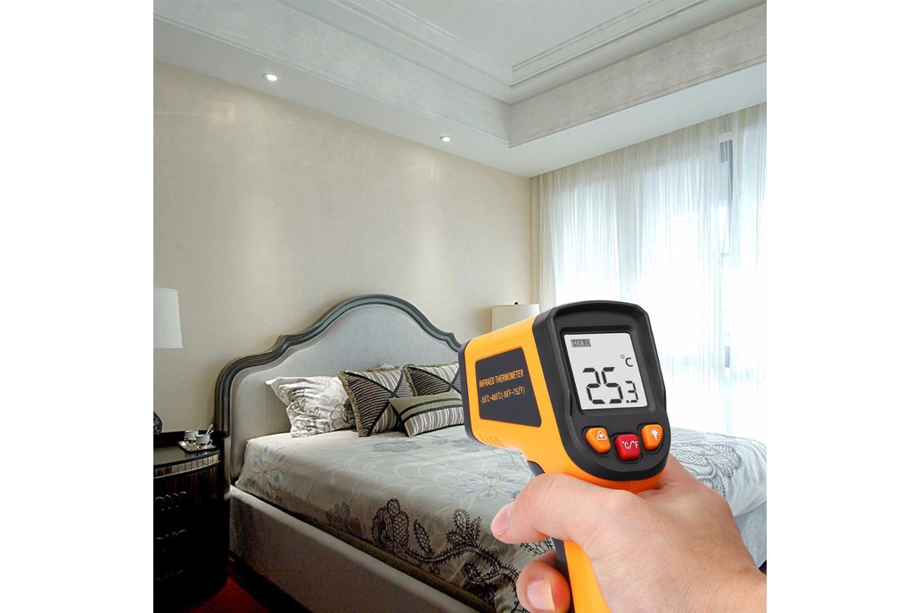 Infrared Thermometer 3