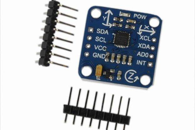 Gyroscope Acceleromete Sensor Module(3582)