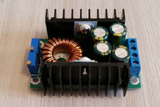 Power Step Down Buck Converter 5-40V to 1.2-35V