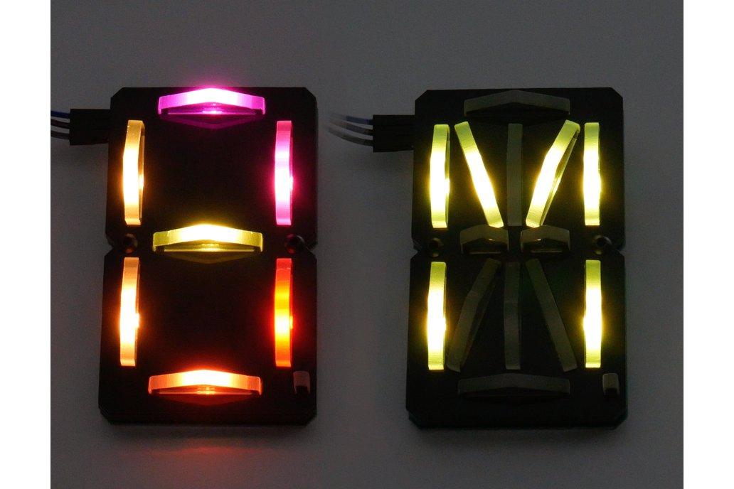 Laser Segment Display 1