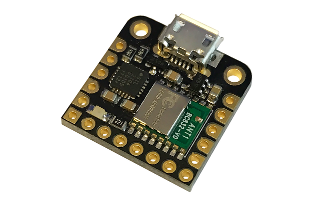 Microcontroller: Arduino-compatible + Built-in BLE