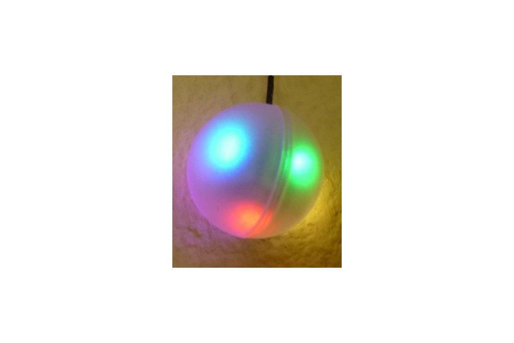 RGB microcube - 9mm side 6