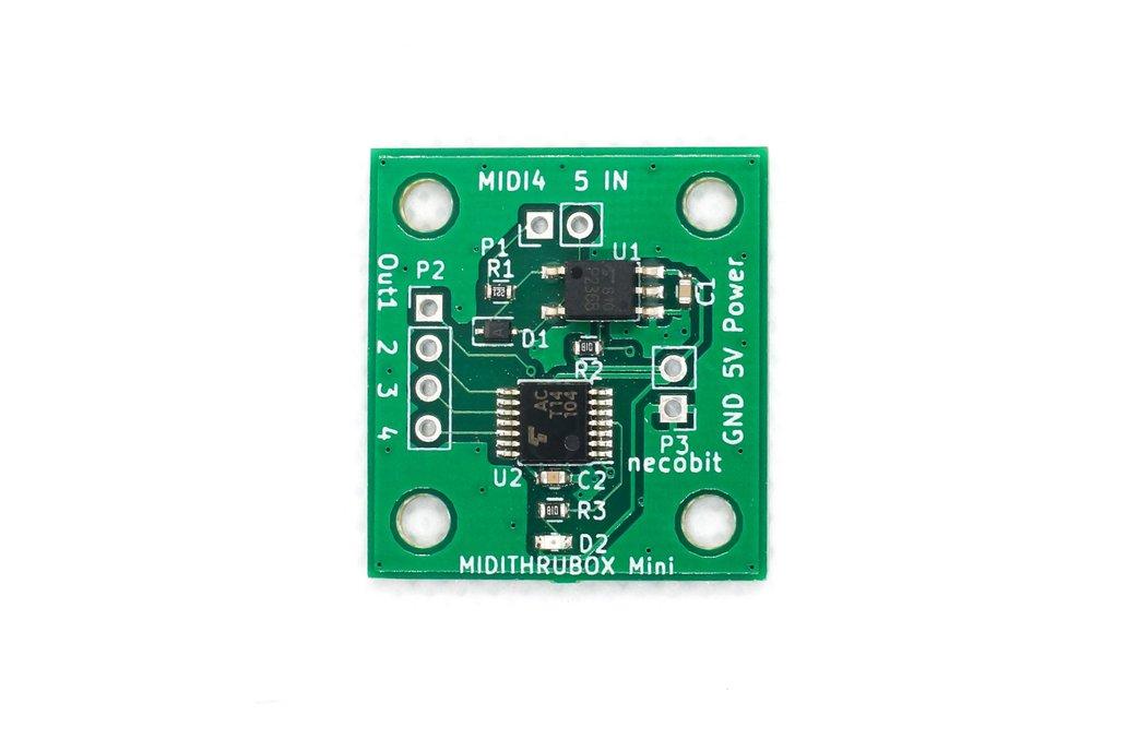 MIDI THRUBOX Mini [MIDI Mechanical System] 1
