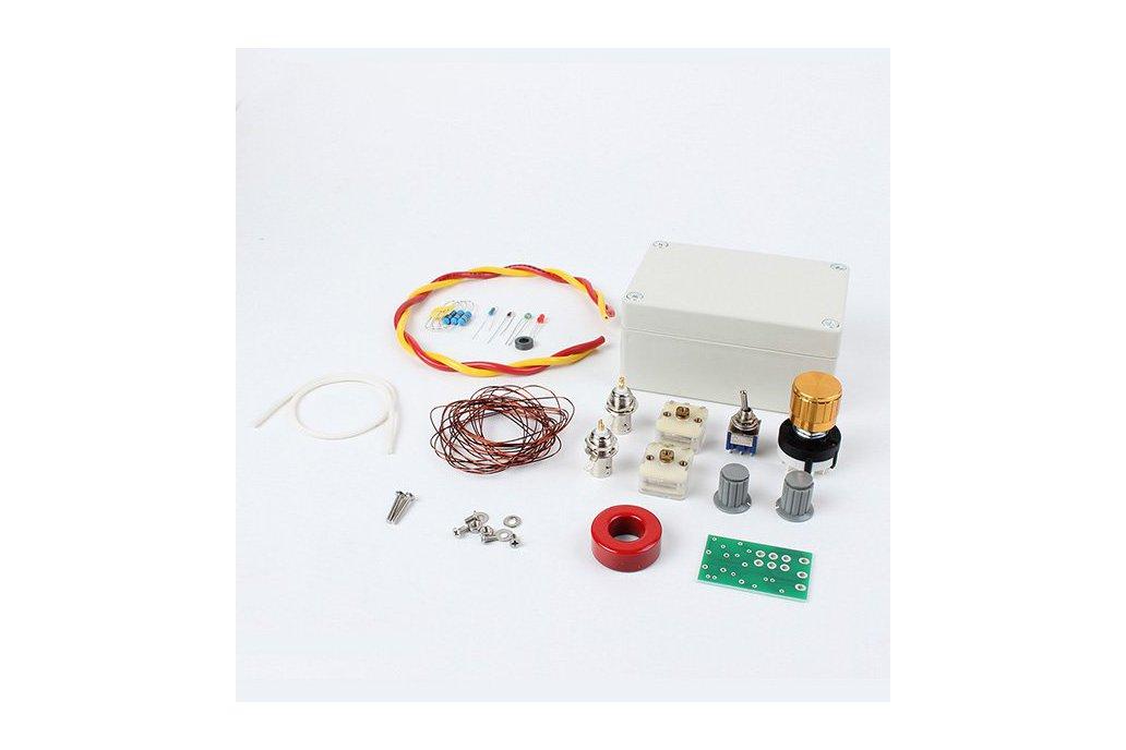 QRP 1-30 Mhz Manual Antenna Tuner 1