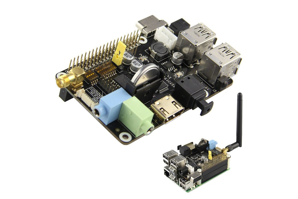 Multifunction Expansion Board For Raspberry Pi B+ 1