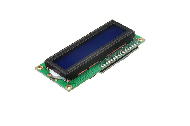 10x LCD Display Module (Blue Blacklight)