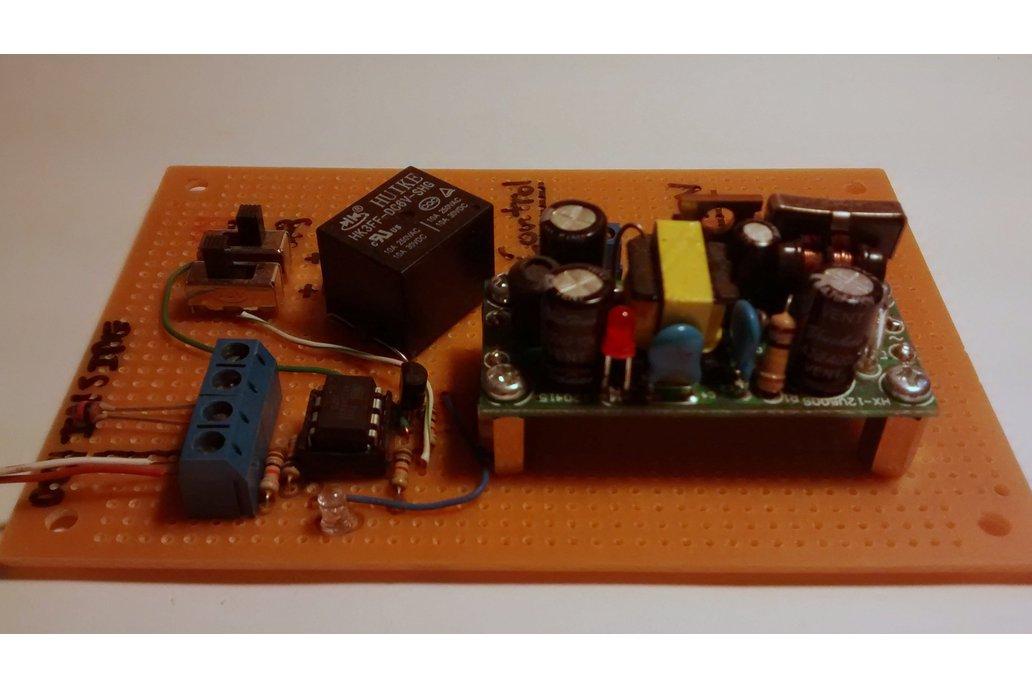 Temperature Controller Relay 1