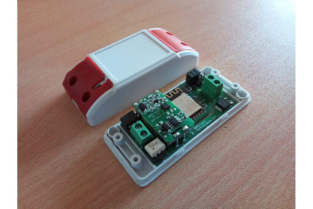 BA004: Wifi Single Dimmer (triac based) 1