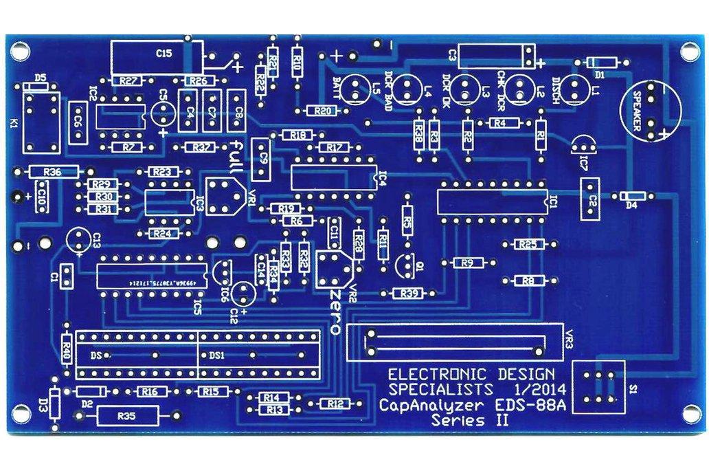 EDS Inc CapAnalyzer 88A PCB 1