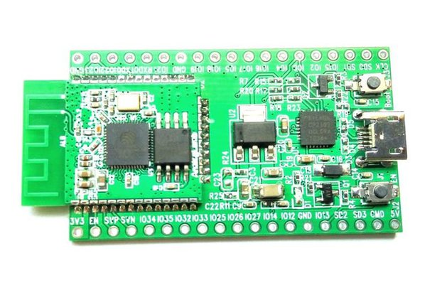 ESP32 Development Board with CP2102 USB to UART
