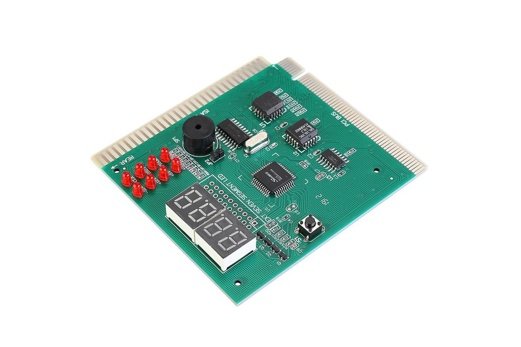 PC Analyzer Diagnostic Post Card Motherboard 1