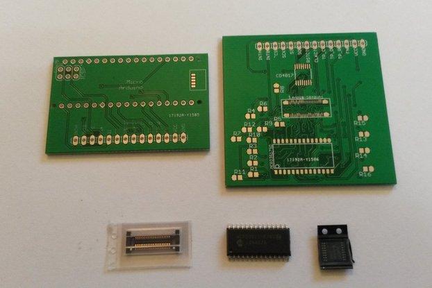 Arduino ThinkPad USB keyboard adapter kit*