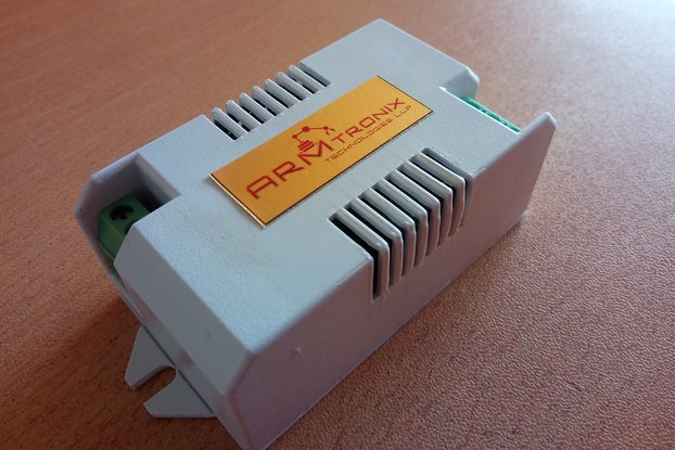 BA013: Wifi Single Relay with Power Monitoring