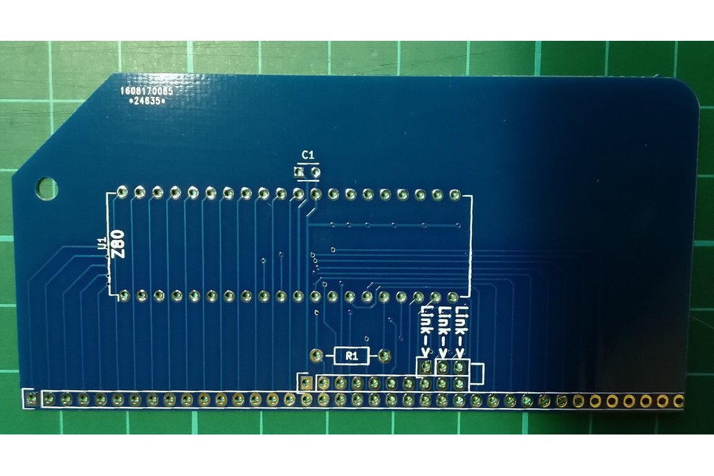 Z80 CPU Module v2.0 for RC2014 homebrew computer 1