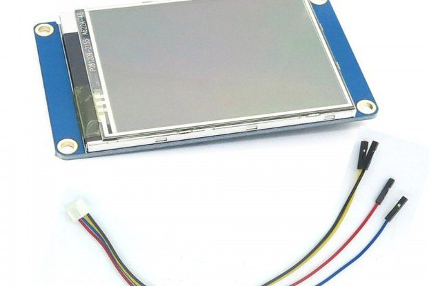 "2.8"" Nextion HMI LCD Touch Display"