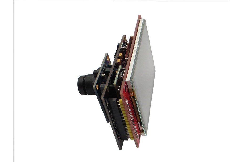 TFT 320x240 Arduino NANO shield 1