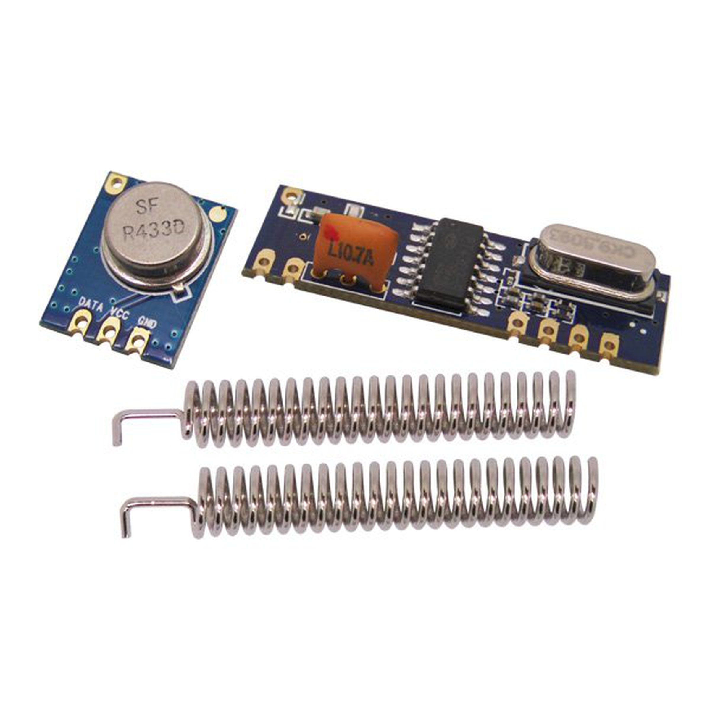 Kits On Tindie Fm Transmitter Circuit 6 Electronic Breadboard Layout Sale 433 315 Mhz Ask Receiver Module Kit