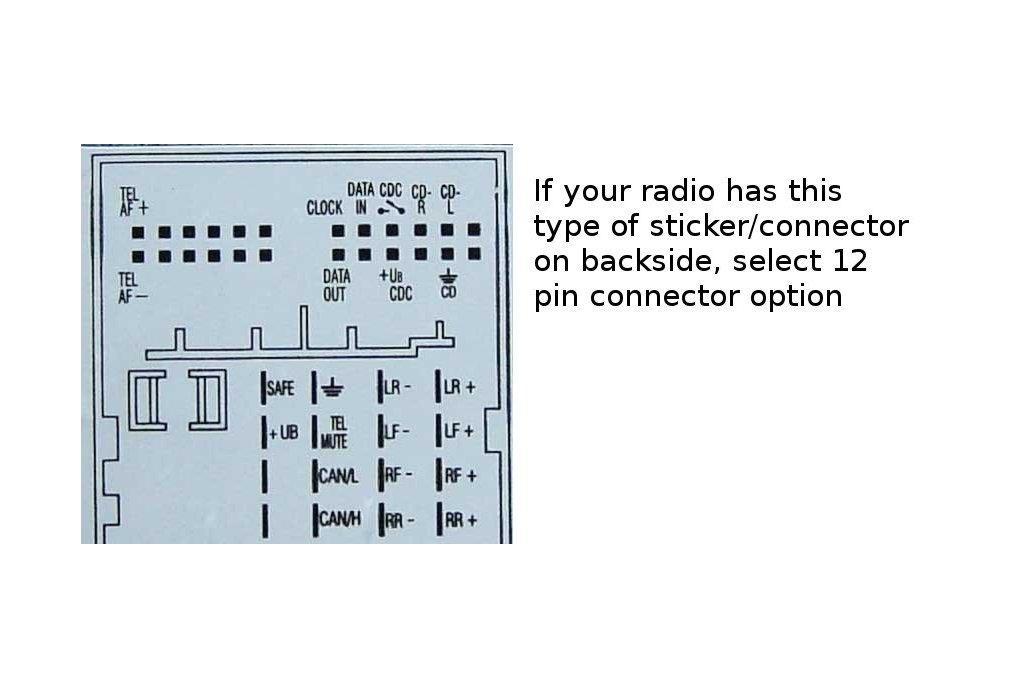 VWCDPIC Audio Interface Adapter 5