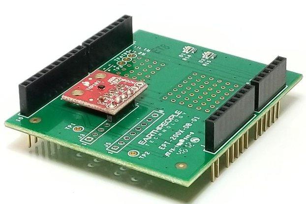 TMP102 Temperature Sensor Docking Board