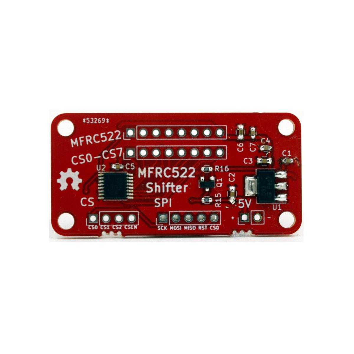 MFRC522 RFID Interface