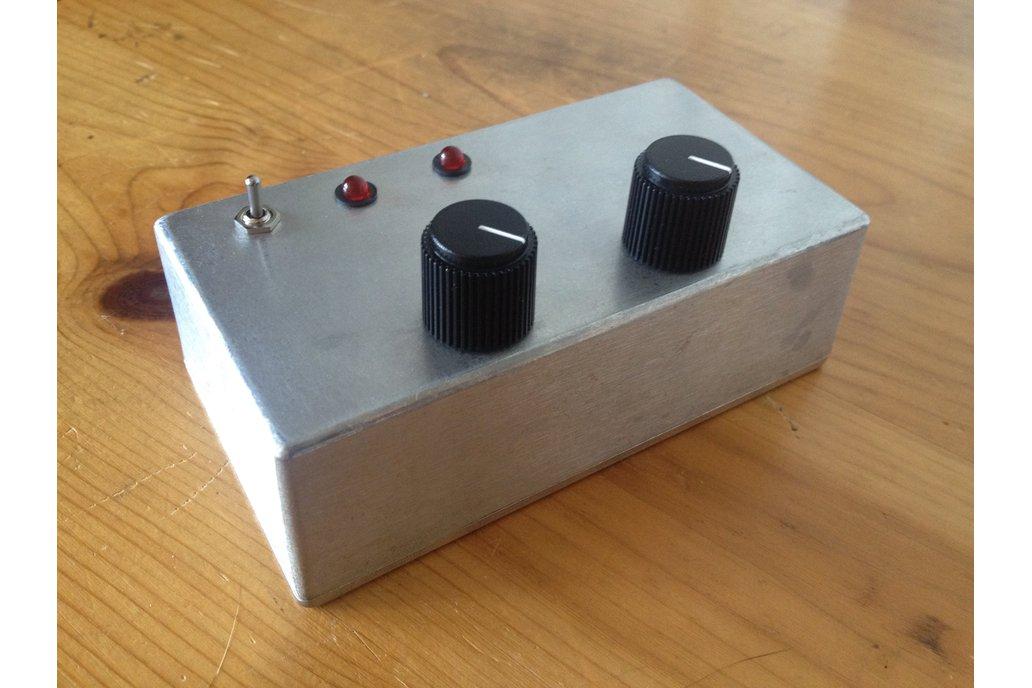 Clock Trigger (Audio to 5V Pulse Converter) 1