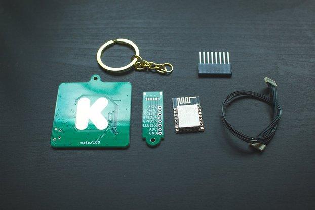 ESP Everywhere - Kickstarter ESP8266 *Bare PCBs*