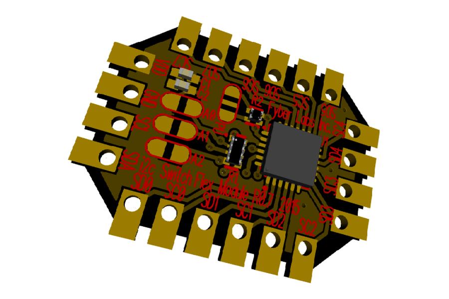 i2c Switch Flex Module