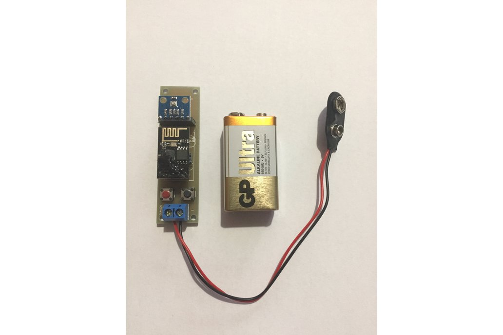 Low Power Temperature and Pressure WiFi tracker s3 1