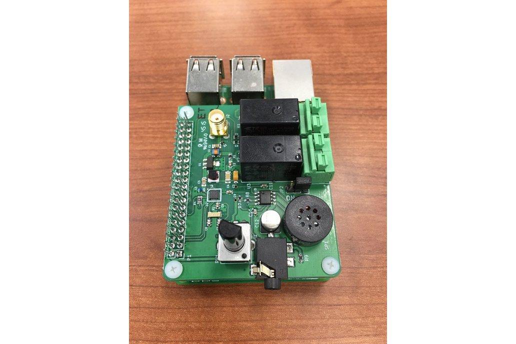 Raspberry Pi  NOAA Weather Receiver / SAME Decoder 3