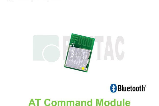 AT Command Slave BT5.2 Small Module MDBT42TV