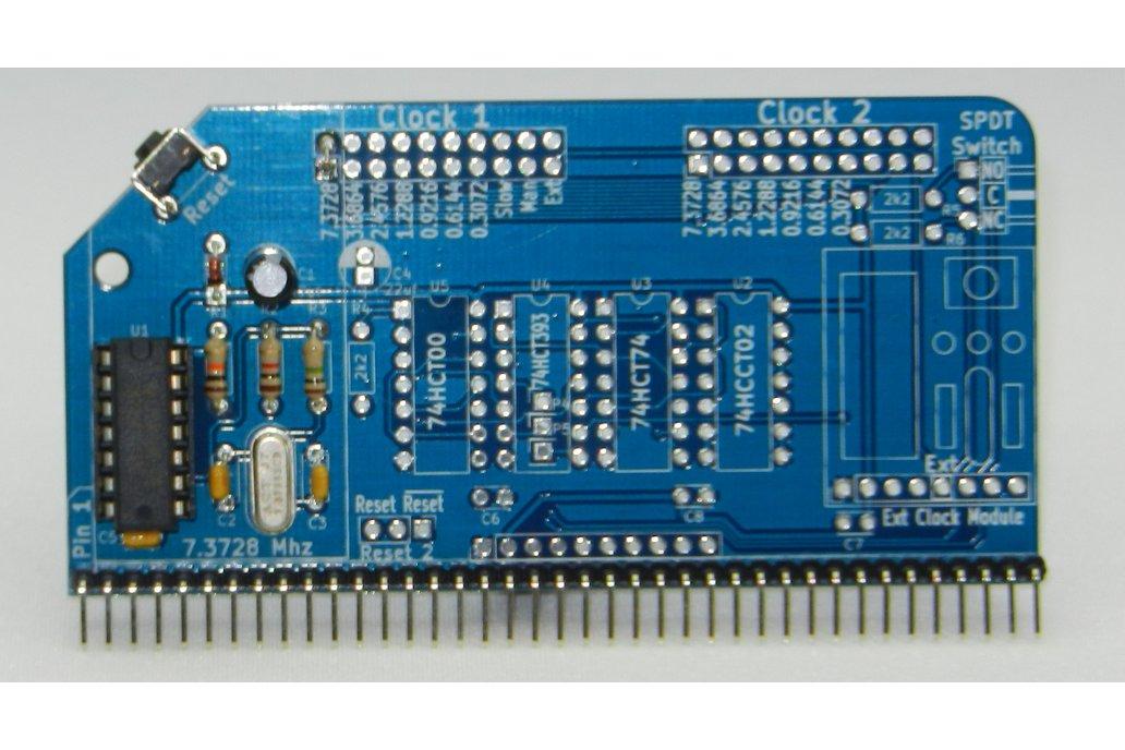 RC2014 Dual Clock Module 2