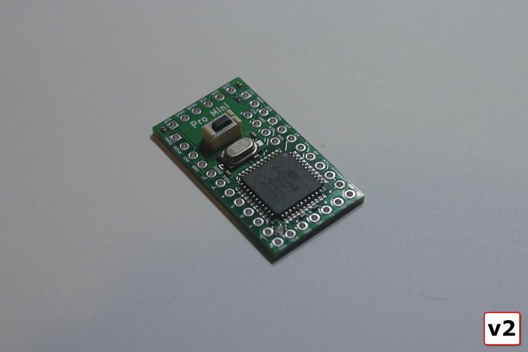 Pro Mini XL - v2 - ATmega 1284p 1