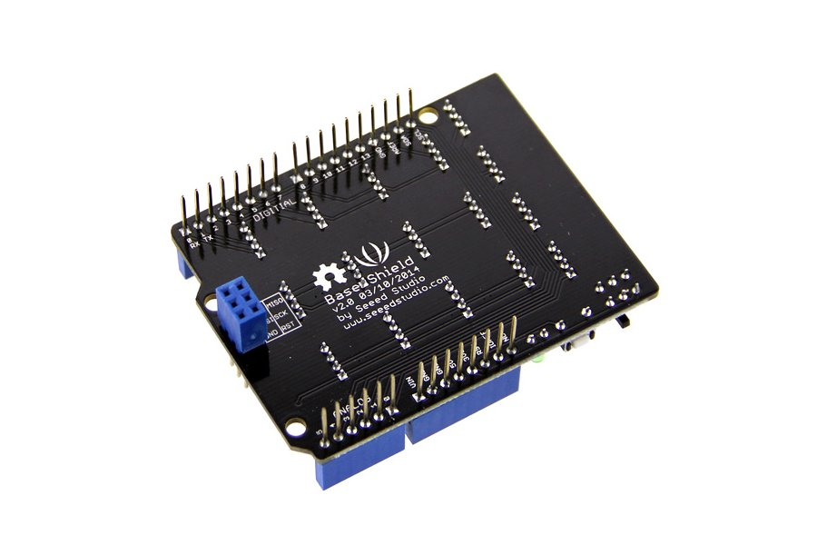 (2 pieces) of Grove Base Shield  expansion board
