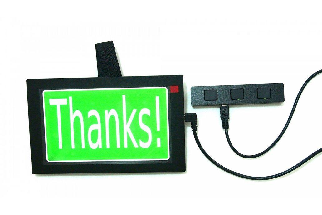DIY Electronic Car Sign 4