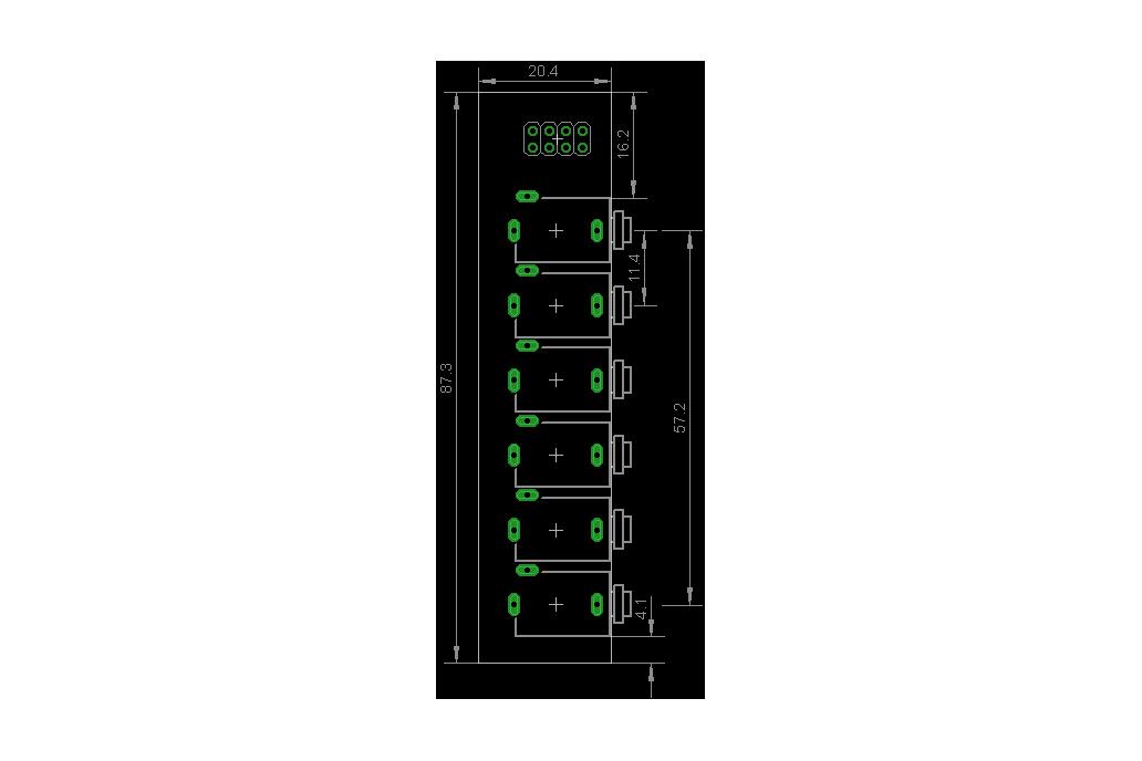 Sockets Midimuso CV-12 MIDI CV Converter Assembled 5