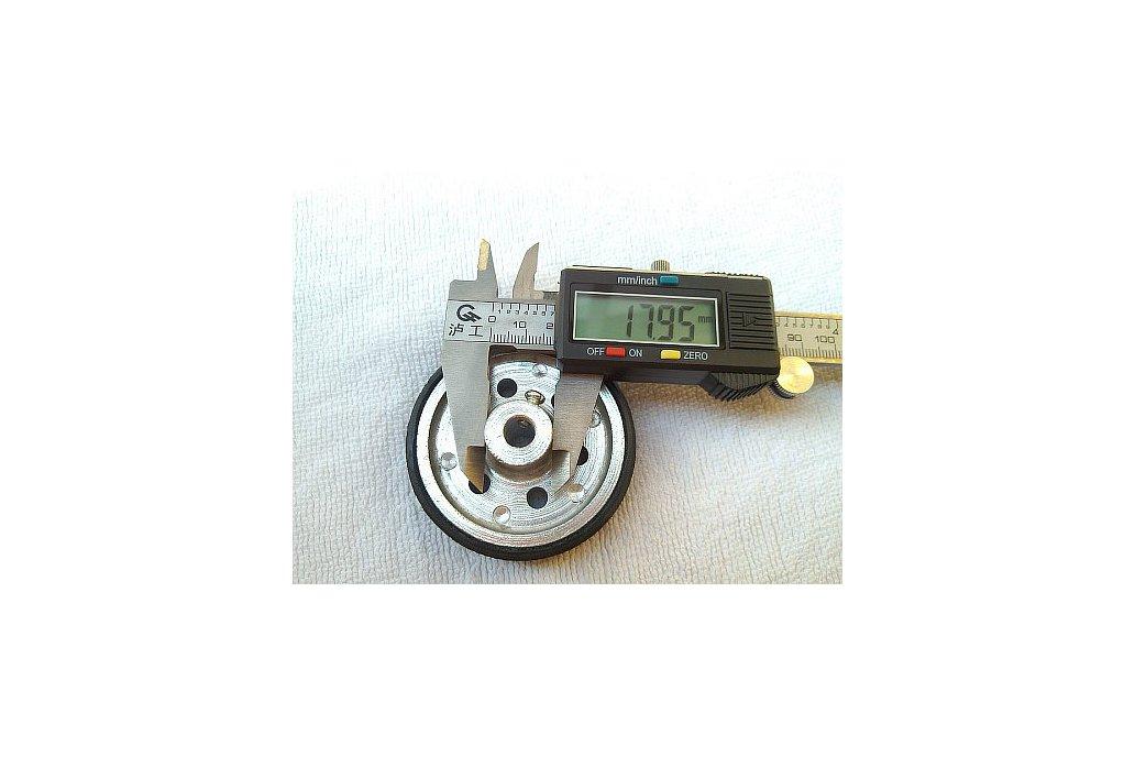 Alloy Metal 6/8mm Wheel 65mm Width 18mm  4