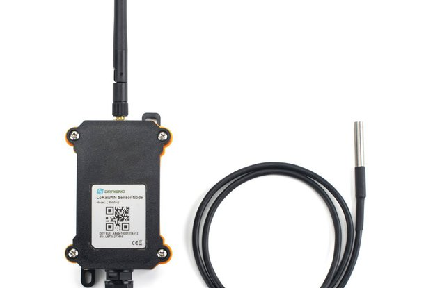 Waterproof  Wireless LoRa Sensor Node--LSN50-V2