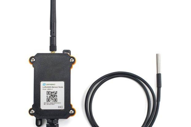 Waterproof  Wireless LoRa Sensor Node--LSN50-V2
