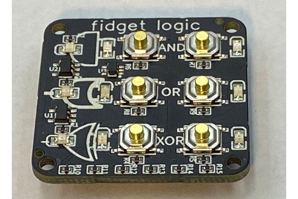 Fidget logic 1