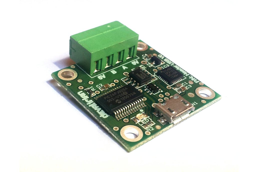 USB Header  1