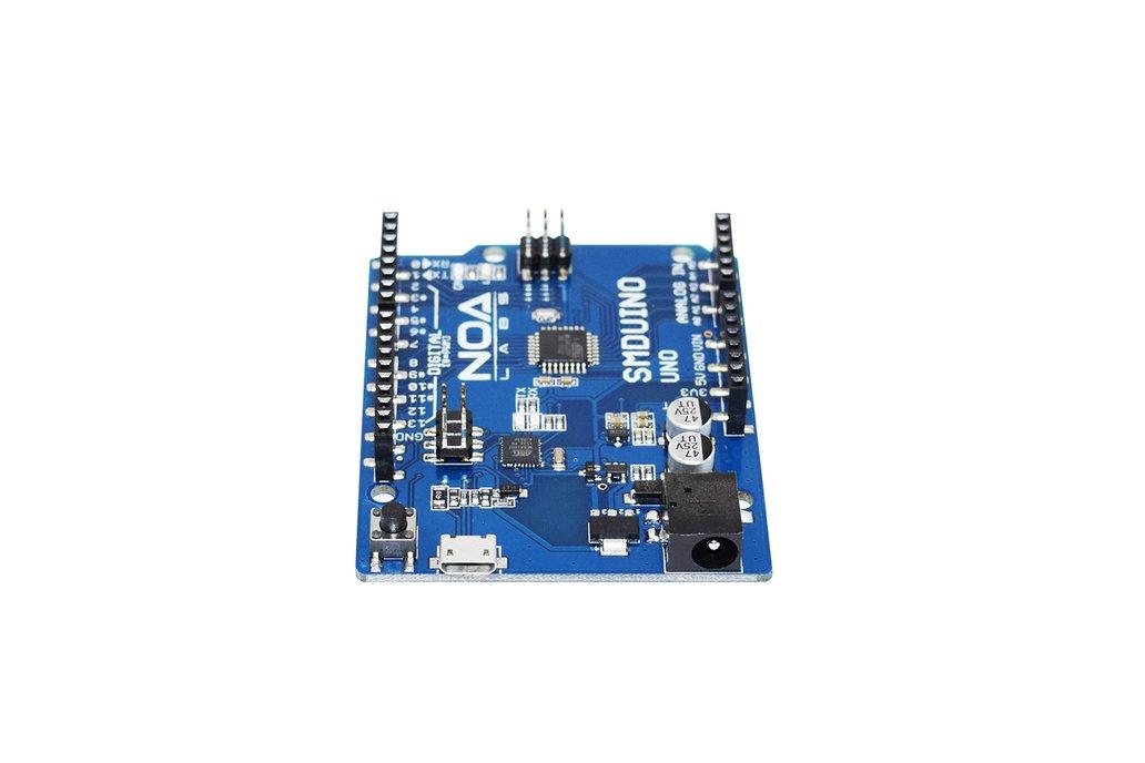 SMD SMDuino UNO Board Arduino compatible 6