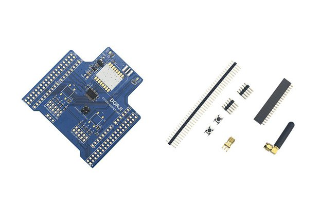sx1268 sx1262 testing kit for Arduino ST Nucleo