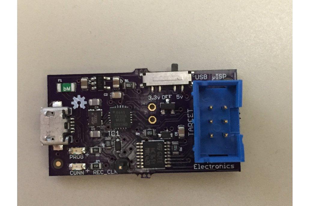 USB µISP 1