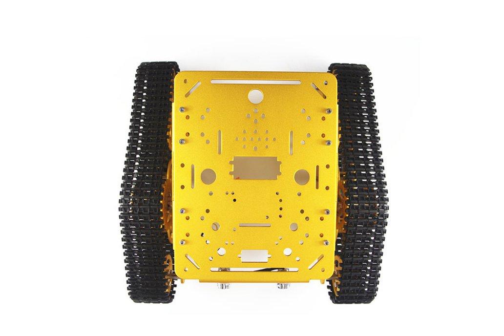 Metal Robot Tank Chassis Track  5