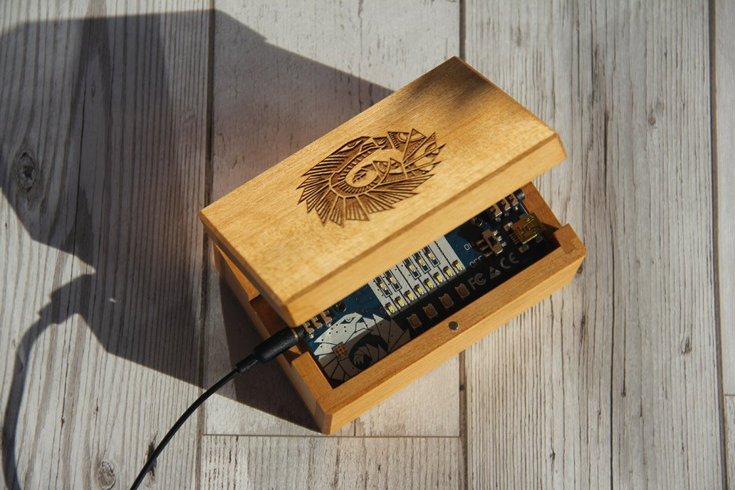 "Gecho Loopsynth - DIY kit ""Adept"" 2"