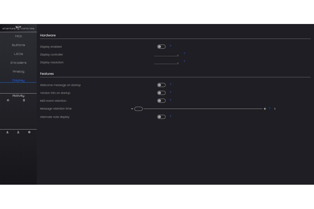 OpenDeck DIY MIDI platform - Arduino Mega 11
